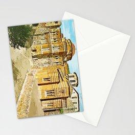 Hosios Loukas monastery Distomo Greece Stationery Cards