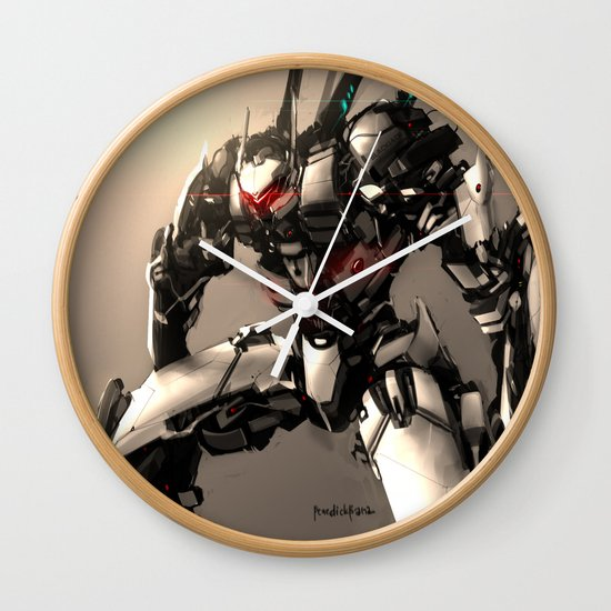 Blackjack Wall Clock