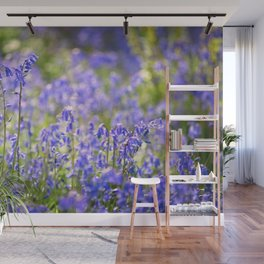 Bluebells Wall Mural