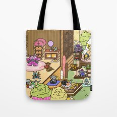 NekoWatch Tote Bag