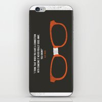 "alex vause iPhone & iPod Skins featuring ""when you have a connection with someone it never goes away"" Alex Vause OITNB by :: Fan art ::"