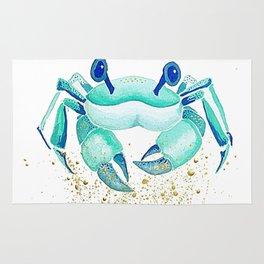 Neptune's Crab Rug