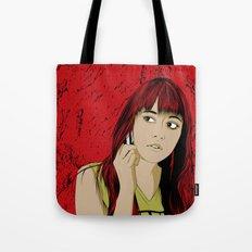 D.P.#02 Tote Bag