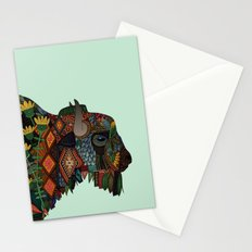 bison mint Stationery Cards