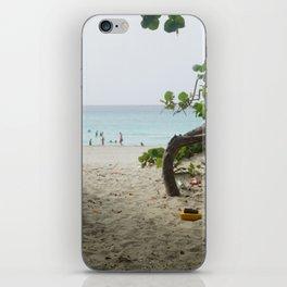 Varadero Beach iPhone Skin