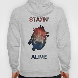The Need to Live Hoody