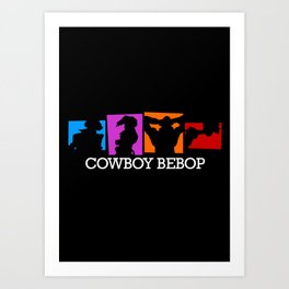 Space Enforcer Art Print