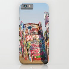 Amarillo Cadillac Ranch #5 iPhone 6s Slim Case