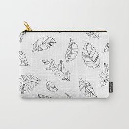 Leaf Drawings Carry-All Pouch