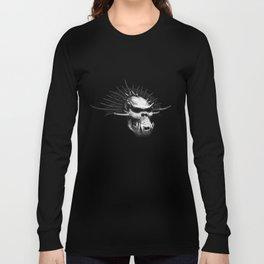 Troll Skull Long Sleeve T-shirt