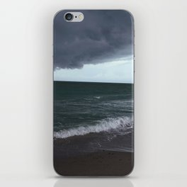 The Edge of the Weather iPhone Skin