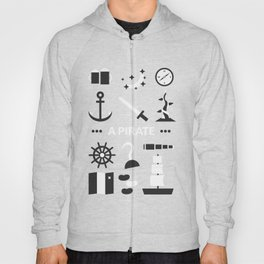 OUAT - A Pirate Hoody