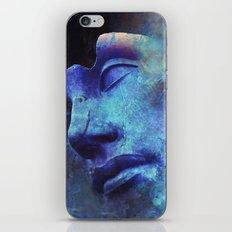 Strange Face iPhone & iPod Skin