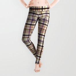 Checkered background.5 Leggings