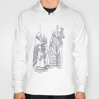 christian Hoodies featuring Christian service by Shelby Claire