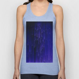 Meteor Shower Unisex Tank Top