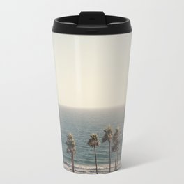 Golden Hour over Pacific Coast Highway Travel Mug