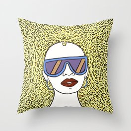 Rhonda Throw Pillow