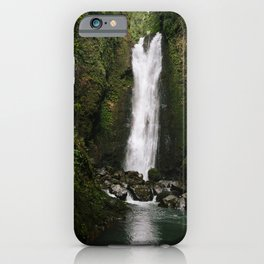 Adventure Falls iPhone Case