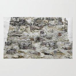 wall and tree Rug