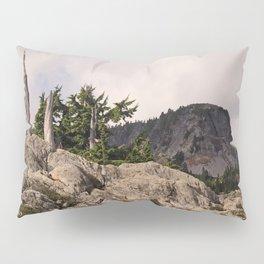 DARK SIDE OF TABLE MOUNTAIN Pillow Sham
