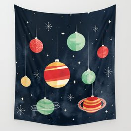Joy to the Universe Wall Tapestry