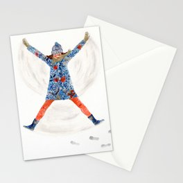 snowangel Stationery Cards