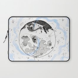 Moon Man Laptop Sleeve