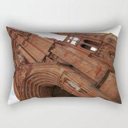 Fatima  church Rectangular Pillow