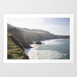 Northern Ireland Art Print