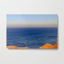 Beyond the blue Horizon Metal Print