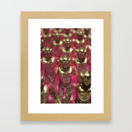 C-3P-Ho en masse Framed Art Print