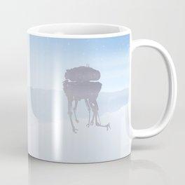 Planetscape #2: Echo Base Coffee Mug