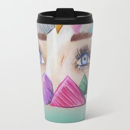 Through your eyes Travel Mug