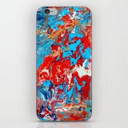 Fluid 12 iPhone Skin