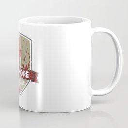 Hike More Worry Less Coffee Mug