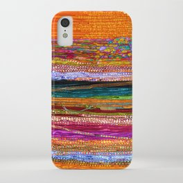 Indian Colors iPhone Case