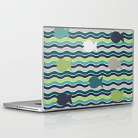 under the sea Laptop & iPad Skins featuring Under The Sea by LLL Creations