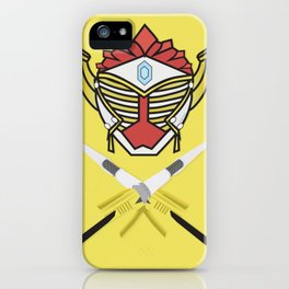 Kamen Rider Gaim- Baron iPhone Case