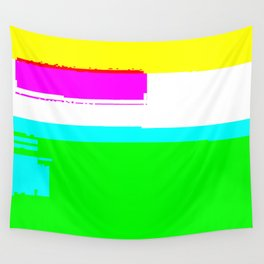 Unstable child Wall Tapestry