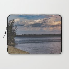 Everything Left Unknown Laptop Sleeve