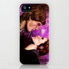 Star Wars, Han & Leia The Empire Strikes Back Slim Case iPhone (5, 5s)