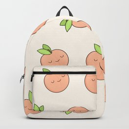 Happy Peach Backpack