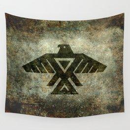 Thunderbird, Emblem of the Anishinaabe people Wall Tapestry