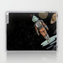Space Walker Laptop & iPad Skin