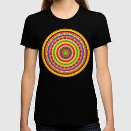 Batik Bullseye T-shirt