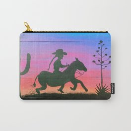 Desert Pony Carry-All Pouch