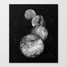 Many Moons Canvas Print