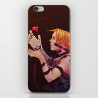 fullmetal iPhone & iPod Skins featuring edward by emvli