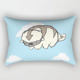 sky bison Rectangular Pillow